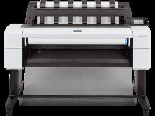 HP Designjet T1600 Series