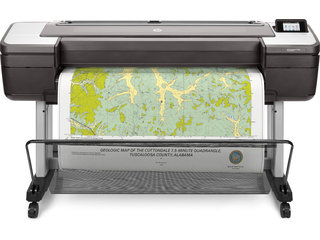 HP Designjet T1700 Series