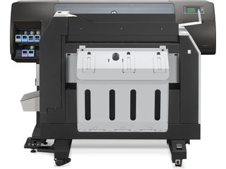 HP Designjet T7200 Series
