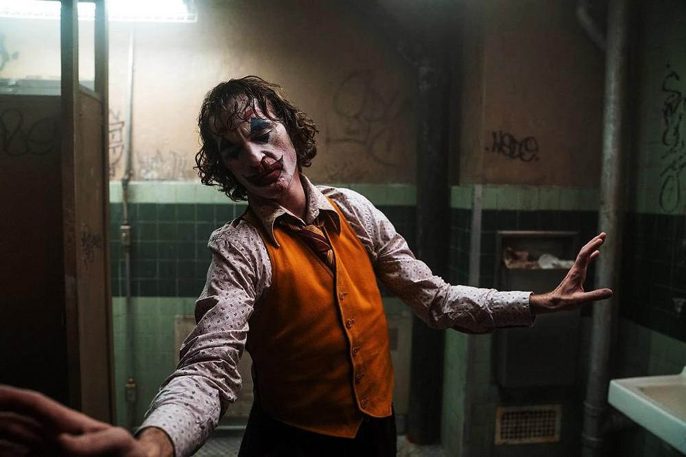 Jaoquin Phoenix Joker Film Still