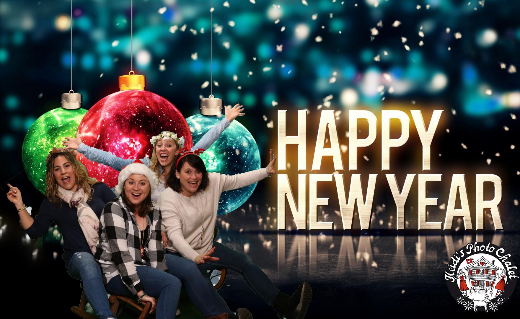 Weihnachtskarten Heidi's Photo Chale