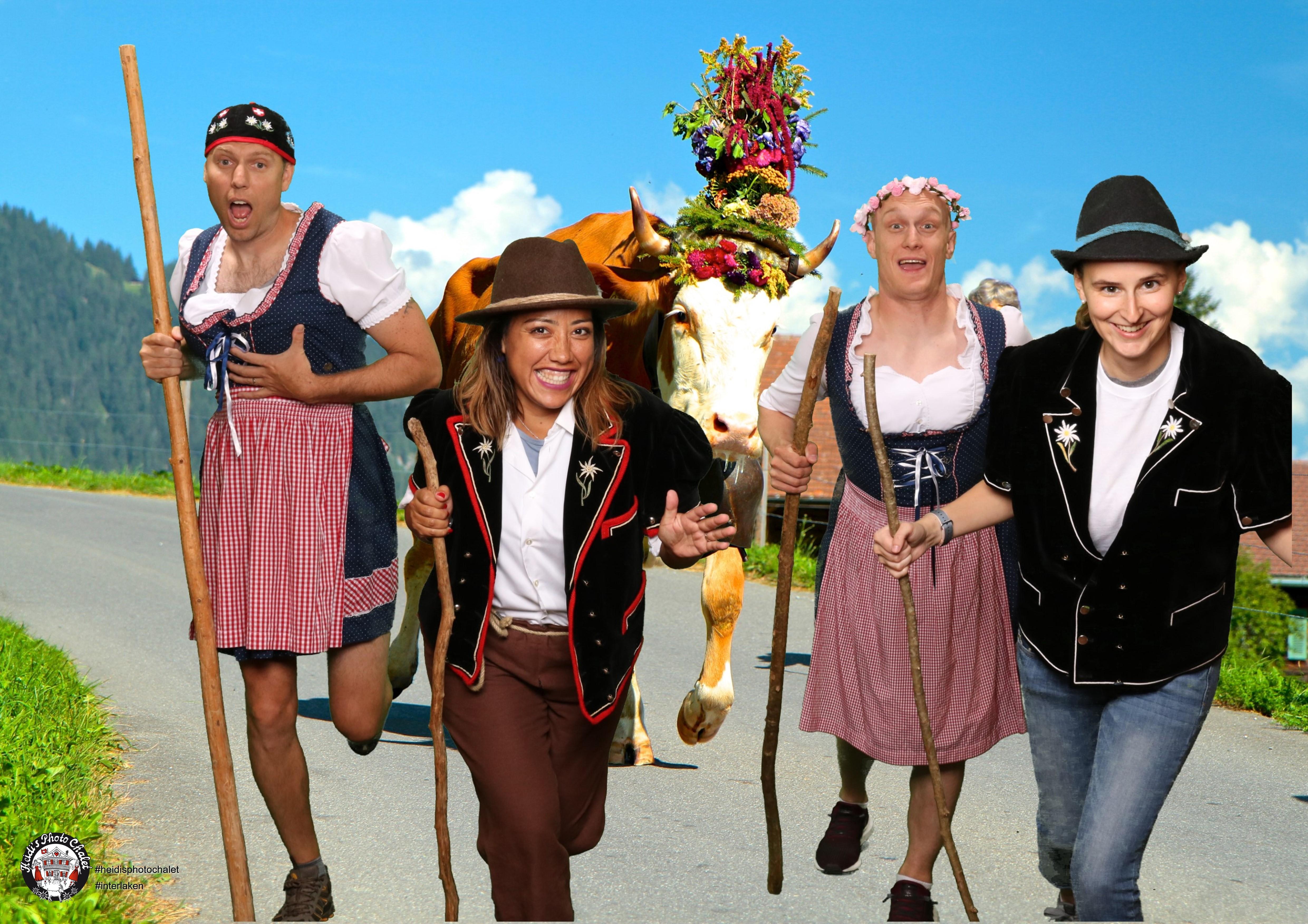Sunday-Funday bei Heidi's Interlaken