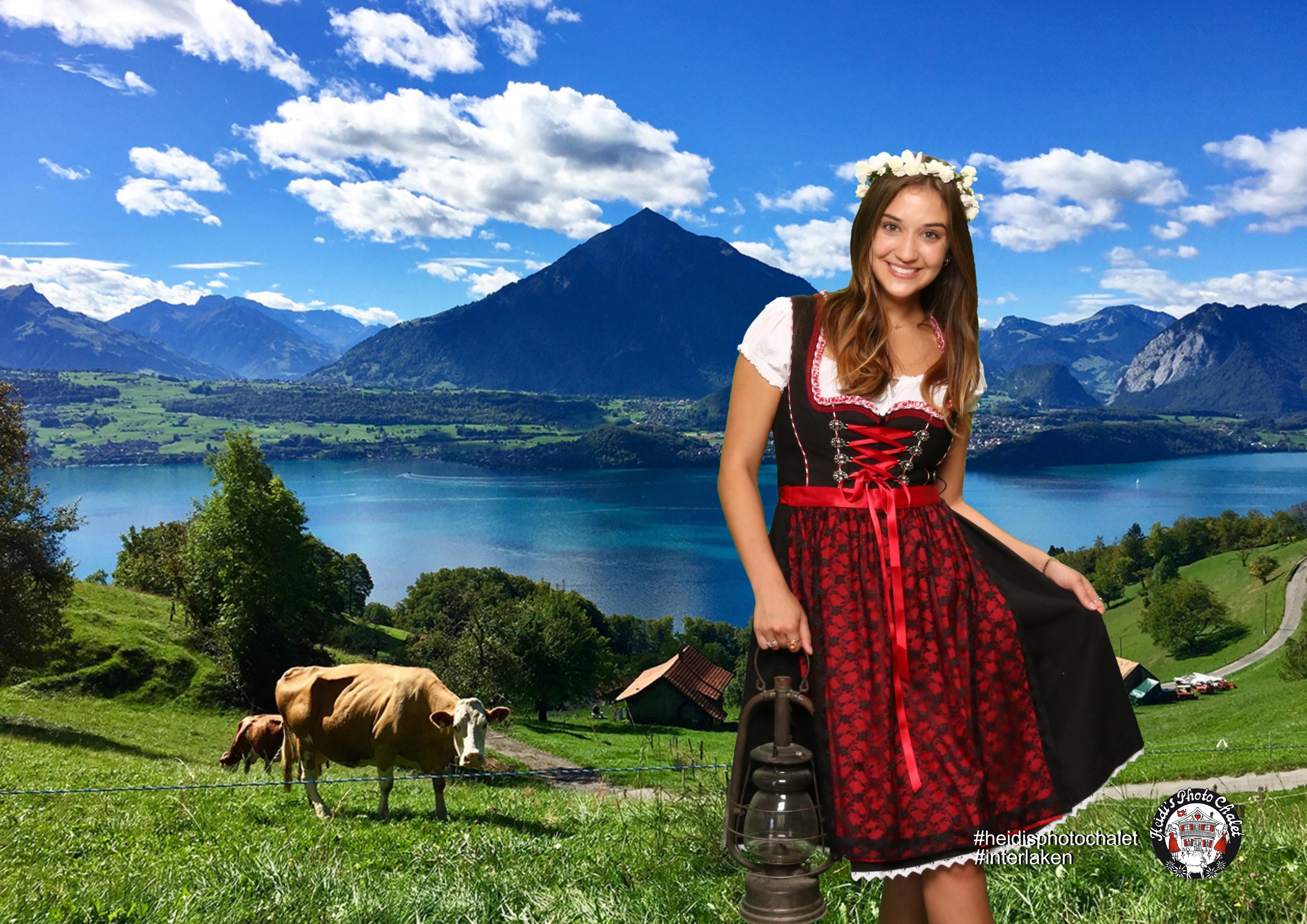 Fotospass für alle bei Heidi's
