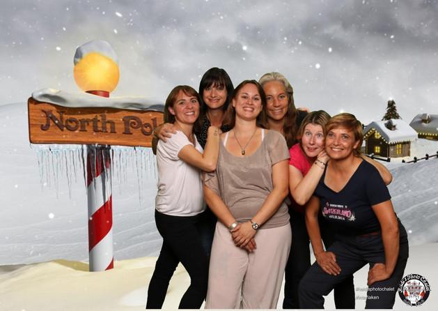 Frohe Festtage von deinem Team bei Heidi's Photo Chalet Interlaken