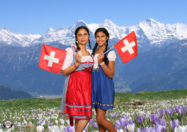 India goes Swiss Alps