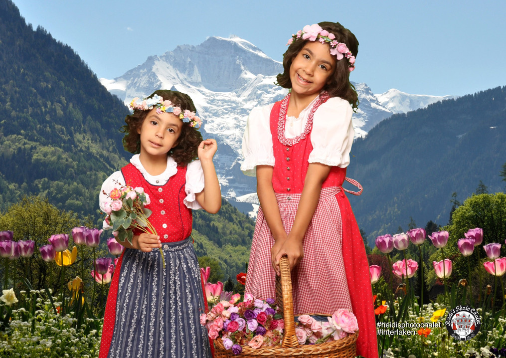 Heidi's Photo Chalet Interlaken  - traditional Swiss photos