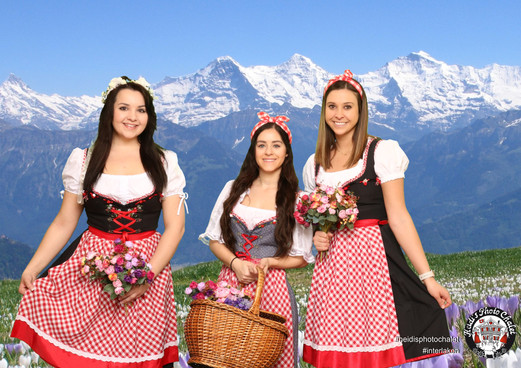 Swiss Happening at Heidi's gurantees fun