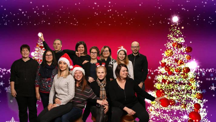 Originelle Weihnachtskarten by Heidi's Photo Chalet Interlaken