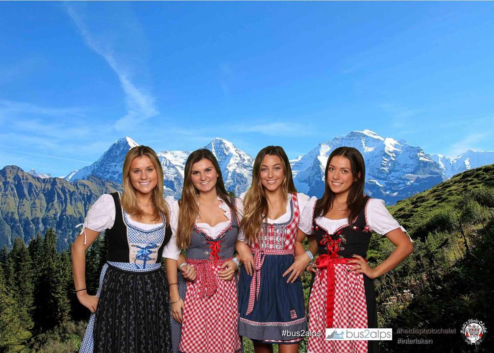 Heidi's Photo Chalet Interlaken Swiss Dr