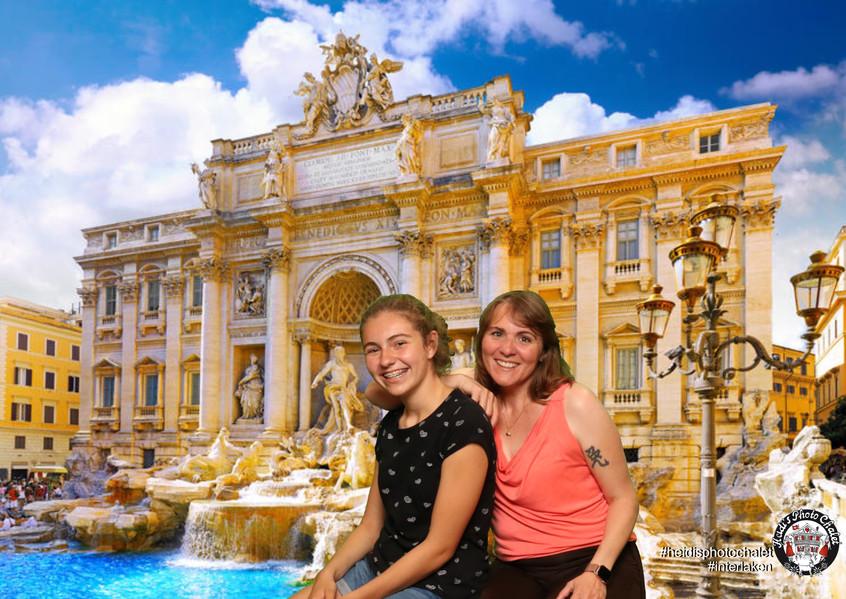 Heidi's Photo Chalet Interlaken Mutter &