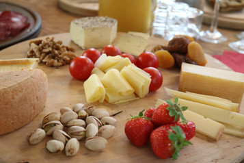 Swiss cheese is a must - enjoy and taste different local cheeses