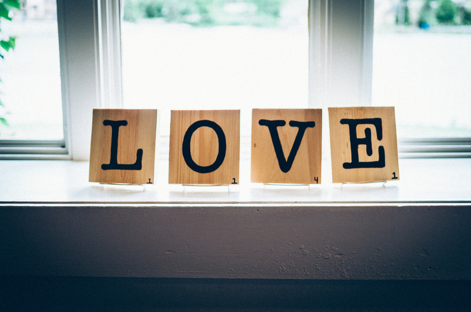 All you need is love - we do the rest
