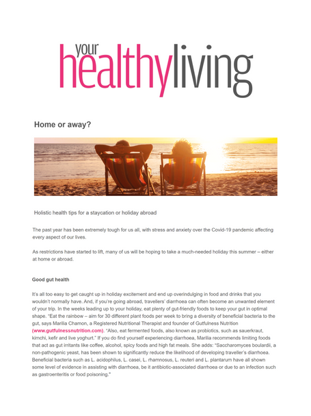 Your Healthy Living