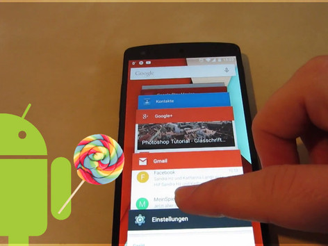Top 5 Features in Android 5.0 Lollipop