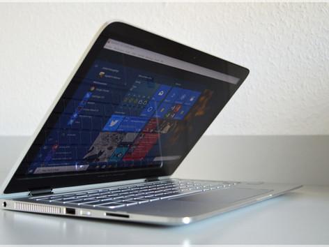 HP Spectre x360 (2015) - Das bessere MacBook
