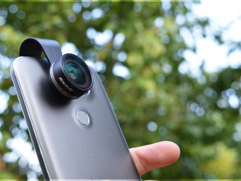 SNAN Smartphone Linsen - Gadget für Hobbyfotografen
