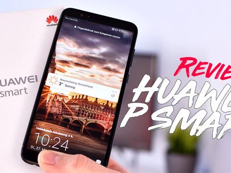 Huawei P Smart - Das perfekte Budget-Smartphone??