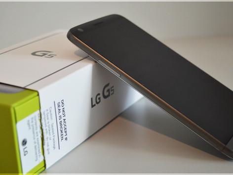LG G5: Unboxing & Erster Eindruck