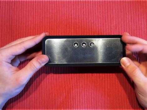 Lasmex Beatblocc - Bluetooth Speaker