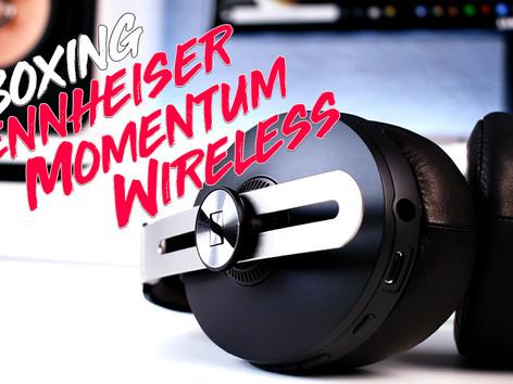 Sennheiser Momentum 3 Wireless - Unboxing