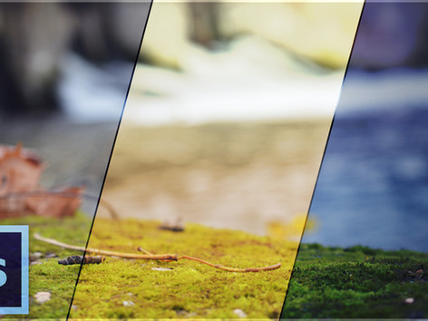 Fotolooks durch Verlaufsumsetzungen erzeugen