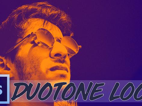 Duotone-Foto