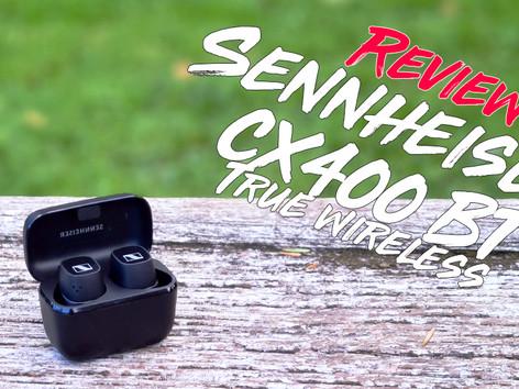 Sennheiser CX400BT True Wireless - Premium Light
