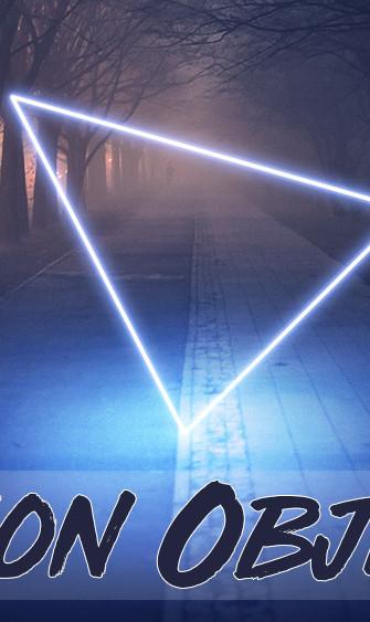 Leuchtendes Neon Objekt erzeugen