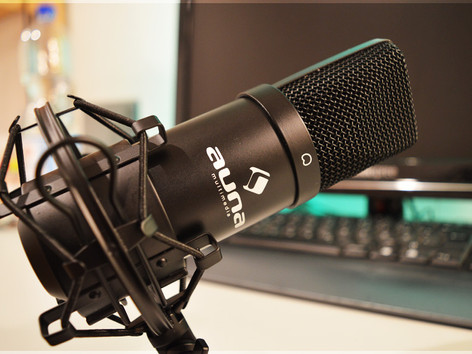 Auna Mic-900B USB-Mikrofon