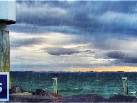 Realistischer Regen
