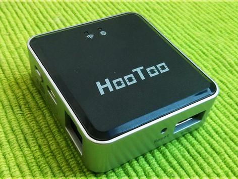 HooToo Trip Mate Nano - Mobiler Hotspot und NAS