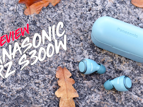 Panasonic RZ-S300W - Gelungener True Wireless-Einstieg