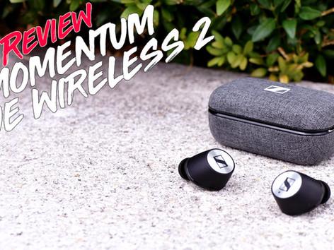 Sennheiser Momentum True Wireless 2 - WIEDER EINMAL PREMIUM!