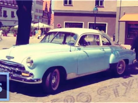 Foto im Vintage Look