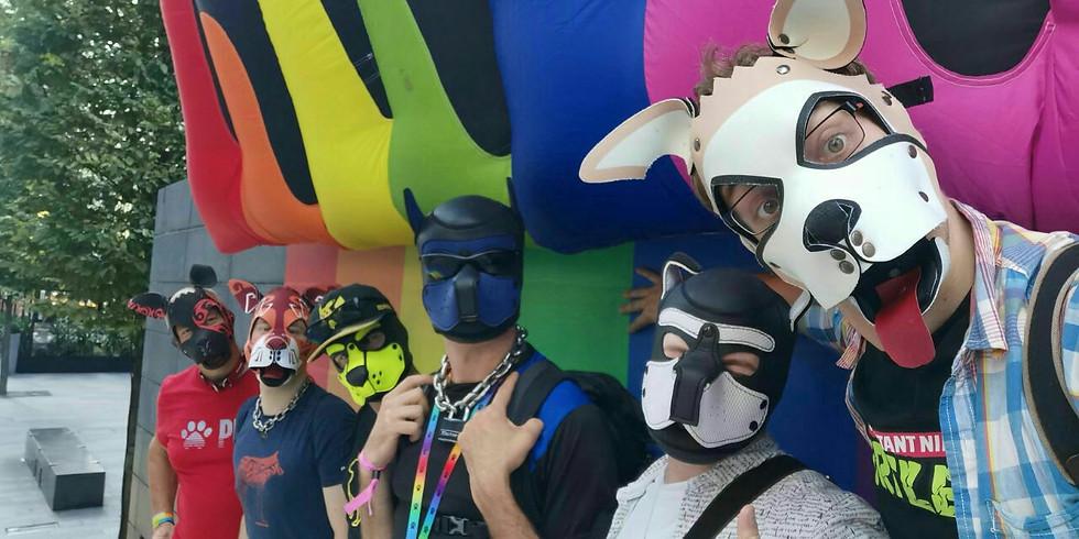 Kennel Klub Pride Party