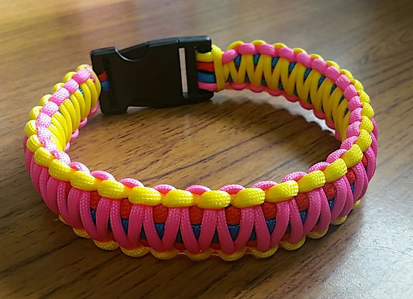 Paracord Collar Thick