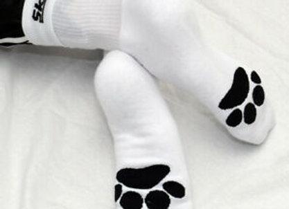 Sk8erboy Puppy Paw Socks