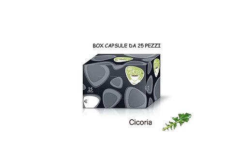 BOX 25 CAPSULE BAR CICORIA