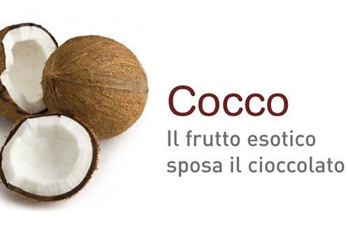 BOX 30 BUSTE CIOCCOLATA COCCO