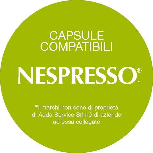 50 CAPSULE NESPRESSO COMPATIBILI GINSENG