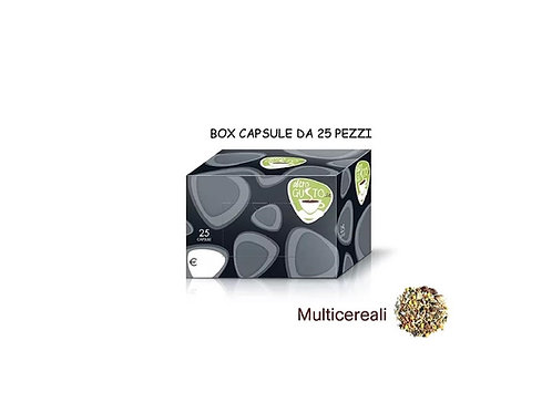 BOX 25 CAPSULE MULTICEREALI