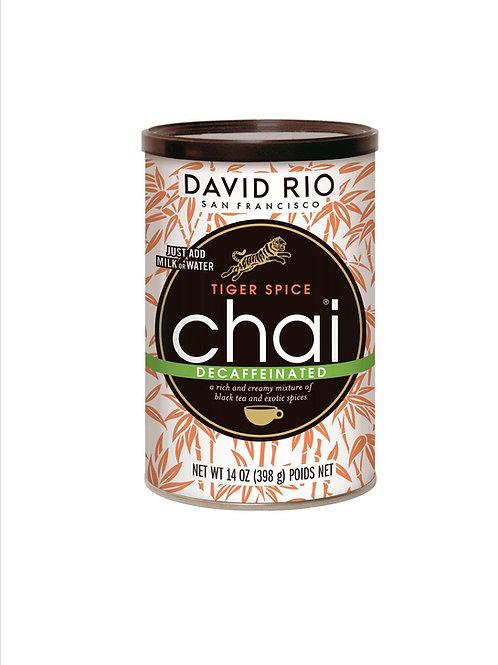 NEW - Tiger Spice Chai®Decaffeinated