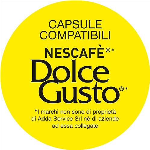 10 CAPSULE DOLCE GUSTO COMPATIBILI GINSENG
