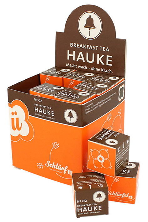 N°2 HAUKE Bio Breakfast tea 27 filtri
