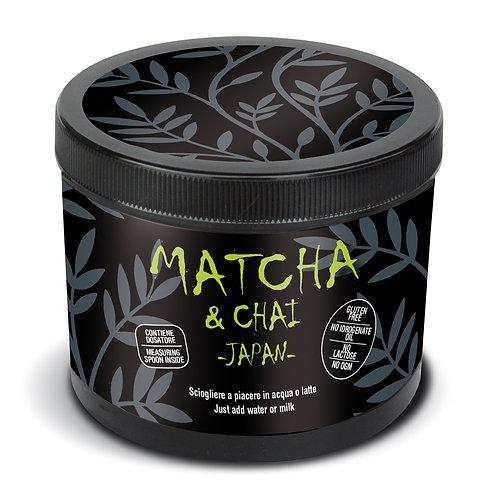 MATCHA & chai - barattolo 300g