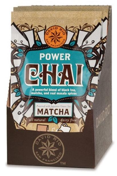 12 Monodosi NEW Power Chai® (dairy-free)