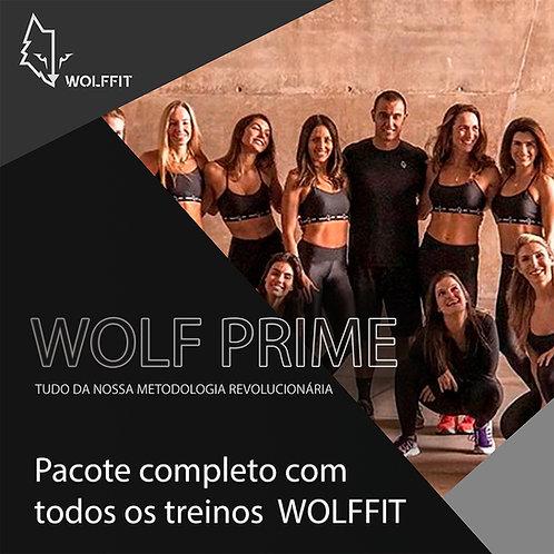 Wolf Prime- Combo com todos os treinos
