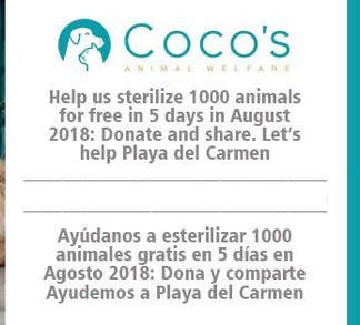 Cocos Sterlization Clinic.