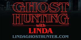 Ghost hunting with Ghost tools | Hollywood | Www lindaghosthunter com