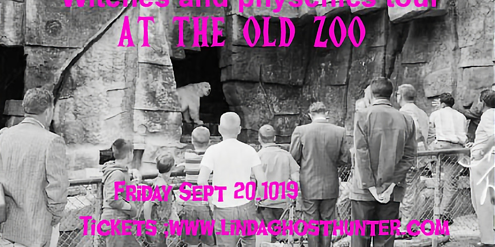 Old Zoo Final tour  9/20/19